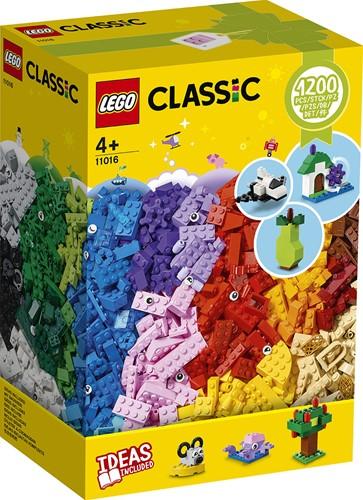LEGO Classic Creatieve bouwstenen - 11016