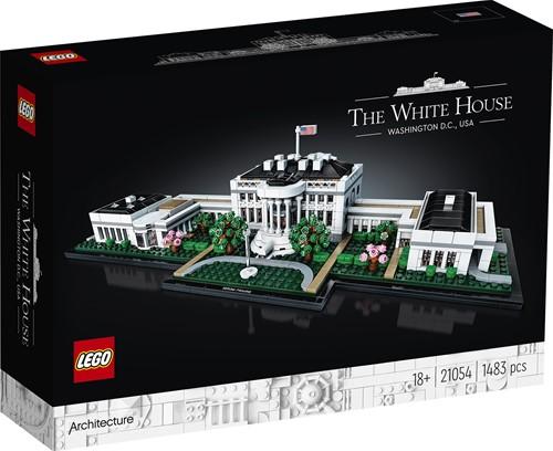 LEGO Architecture Het Witte Huis - 21054