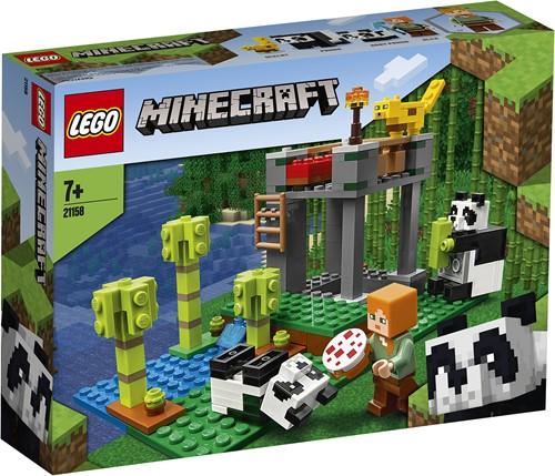 LEGO Minecraft™ The Panda Nursery - 21158