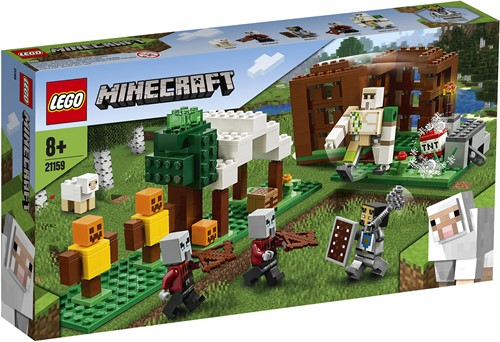 LEGO Minecraft™ The Pillager Outpost - 21159