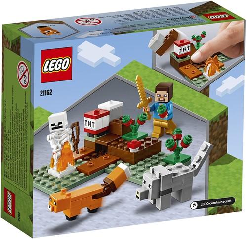 LEGO Minecraft™ The Taiga Adventure - 21162