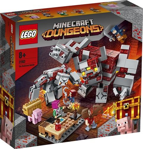 LEGO Minecraft™ 21163 The Redstone Battle