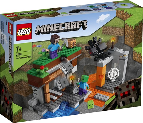LEGO Minecraft™ The 'Abandoned' MIne - 21166
