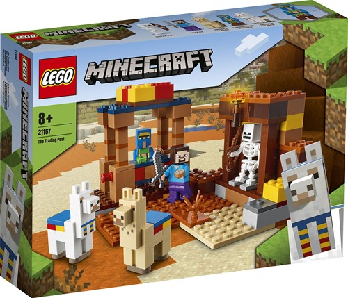 LEGO Minecraft™ The Trading Post - 21167