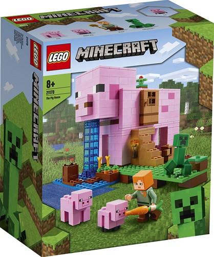 LEGO Minecraft™ The Pig House - 21170