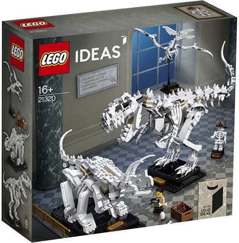 LEGO Ideas Dinosaurusfossielen - 21320