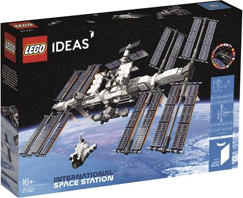 LEGO Ideas Internationaal ruimtestation - 21321