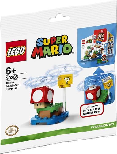 LEGO Super Mario™ Super Mushroom-verrassing uitbreidingsset - 30385