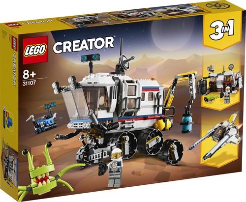 LEGO Creator Ruimte Rover Verkenner - 31107