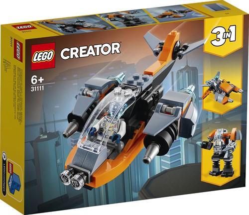 LEGO Creator Cyberdrone - 31111
