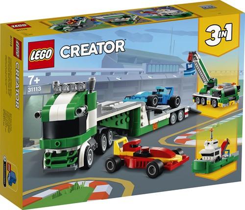 LEGO Creator Racewagen transportvoertuig - 31113