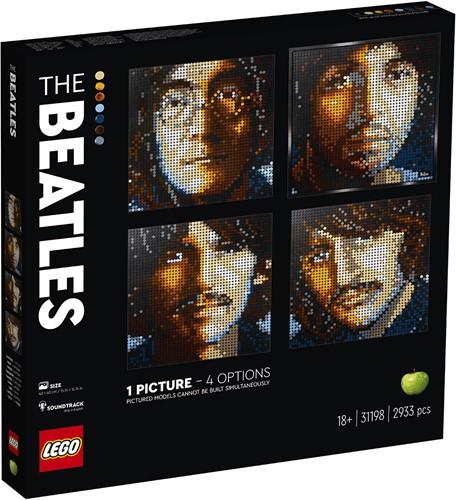 LEGO Art The Beatles- 31198