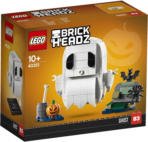 LEGO BrickHeadz™ 40351 Halloweenspook