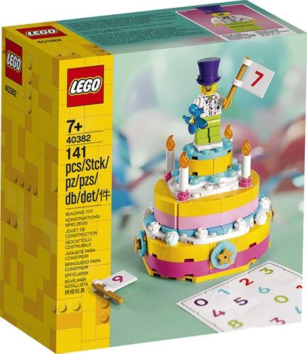 LEGO® Verjaardagsset - 40382