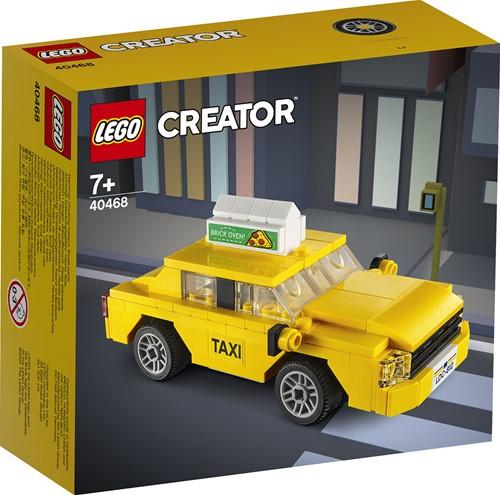 LEGO Creator Gele taxi - 40468