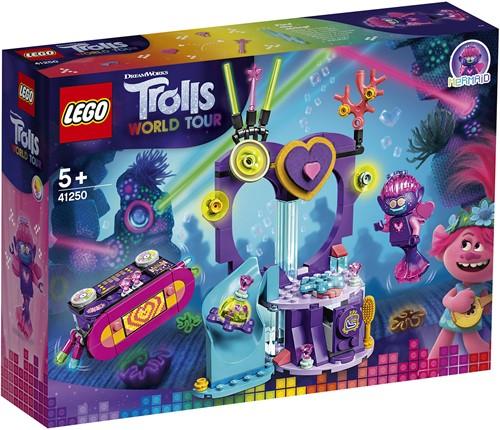 LEGO Trolls Dansfeestje op het Techno-rif - 41250