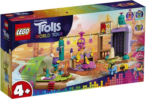 LEGO Trolls Lonesome Flats wildwateravontuur - 41253
