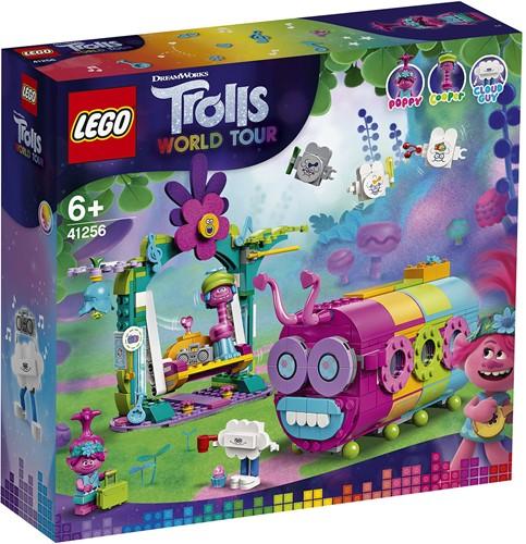 LEGO Trolls Regenboogrupsbus - 41256
