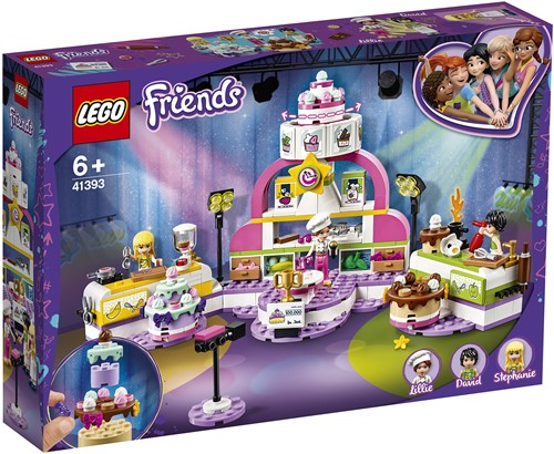LEGO Friends Bakwedstrijd - 41393