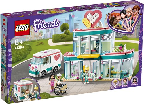 LEGO Friends 41394 Heartlake City ziekenhuis