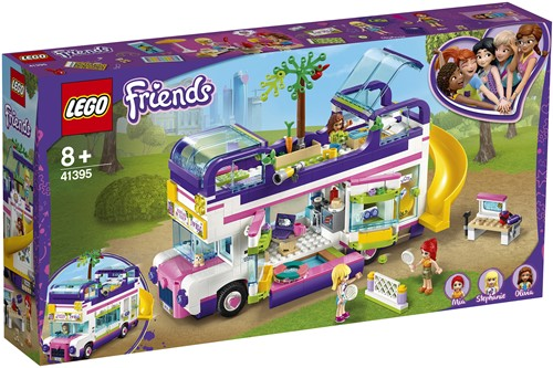 LEGO Friends Vriendschapsbus - 41395