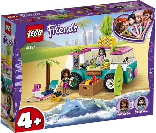 LEGO Friends 41397 Sapwagen