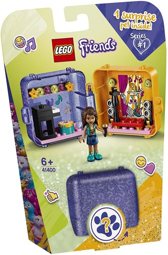 LEGO Friends Andrea's speelkubus - 41400