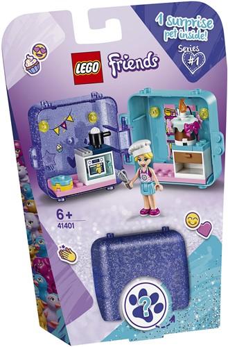 LEGO Friends Stephanies speelkubus - 41401