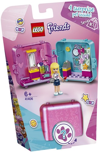 LEGO Friends Stephanies winkelspeelkubus - 41406