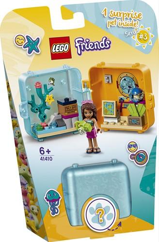 LEGO Friends Andrea's zomerspeelkubus - 41410