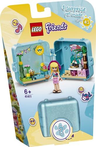 LEGO Friends Stephanie's zomerspeelkubus - 41411