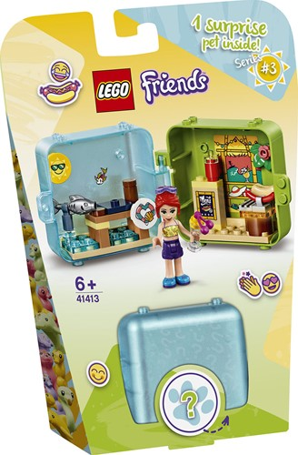 LEGO Friends Mia's zomerspeelkubus - 41413