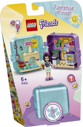 LEGO Friends Emma's zomerspeelkubus - 41414