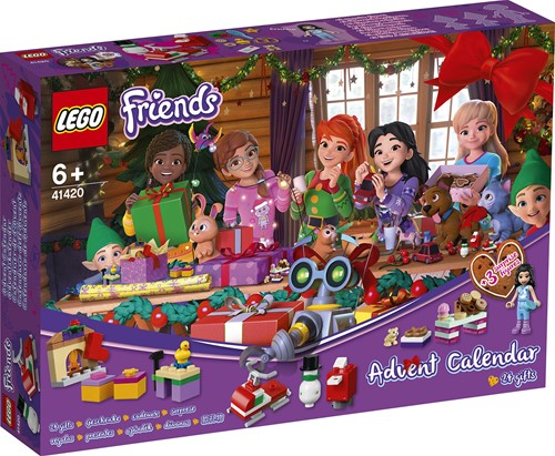 LEGO Friends Adventskalender 2020 - 41420