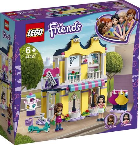 LEGO Friends Emma's modewinkel - 41427