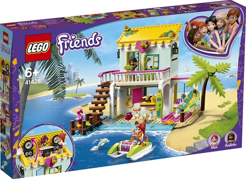 LEGO Friends 41428 Strandhuis