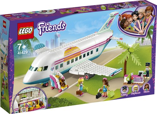 LEGO Friends Heartlake City vliegtuig - 41429