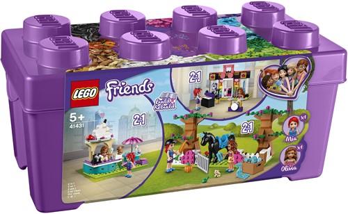 LEGO Friends 41431 Heartlake City opbergbox