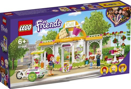 LEGO Friends Heartlake City biologisch café - 41444