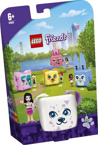 LEGO Friends Emma's Dalmatiërkubus - 41663