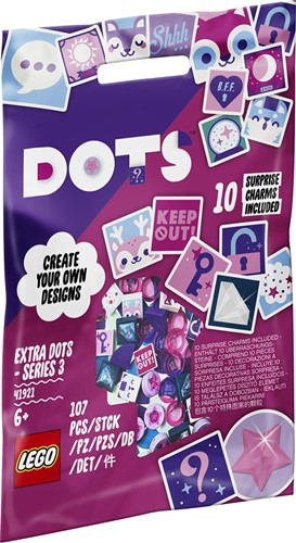 LEGO DOTS Extra DOTS - serie-3 - 41921