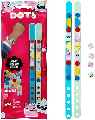 LEGO DOTS Monster armbanden - 41923