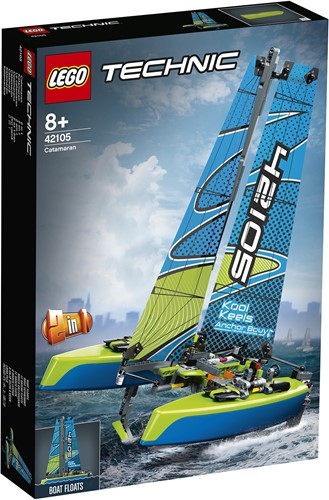 LEGO Technic Catamaran - 42105