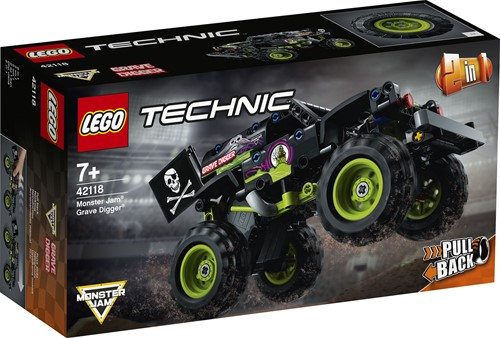 LEGO Technic Monster Jam® Grave Digger® - 42118