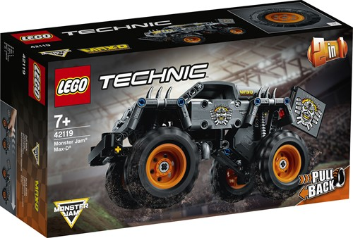 LEGO Technic Monster Jam® Max-D® - 42119
