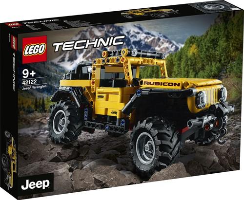 LEGO Technic Jeep® Wrangler - 42122