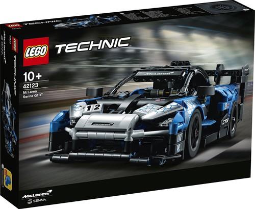 LEGO Technic McLaren Senna GTR™ - 42123