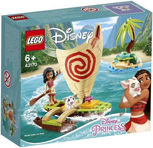 LEGO Disney Princess™ Vaiana's oceaanavontuur - 43170