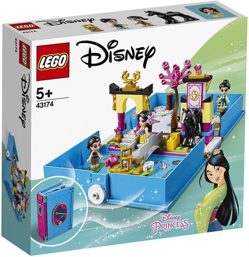 LEGO Disney Princess™ Mulans verhalenboekavonturen - 43174
