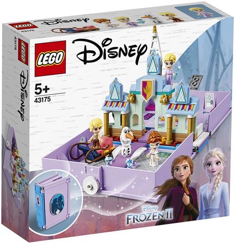 LEGO Disney Frozen Anna's en Elsa's verhalenboekavonturen - 43175
